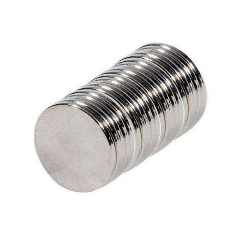 Preisvergleich Produktbild 10010MM X 1mm sehr starke Scheibe (Neodym-Magnete/Basteln/Kühlschrank N35