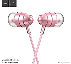 HOCO M5 Conch Universal Headset Rose Gold
