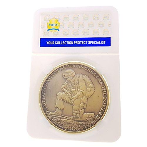 (TACC Sammlermünzen Souvenir-Medaille Neuen Testament der Christlichen Bibel Zurück in die Zukunft)
