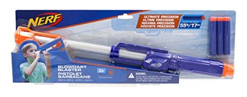 Hasbro Nerf 15060Elite Blow Dart-Blaster und 3Darts