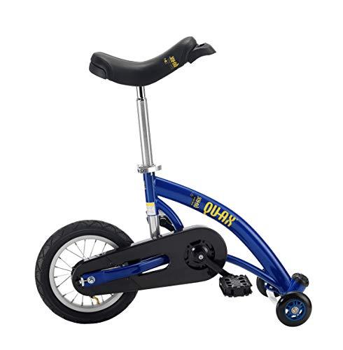 pedalo Balance-Bike von QU-AX GmbH erhältlich I für alle Einrad-Anfänger I Balancetrainer I Gleichgewichtstrainer