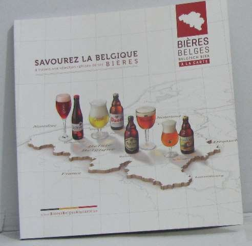 Savourez la belgique à travers une sélection raffinée de ses bières -bières belges / belgisch bier à la carte