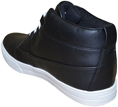 Twisted Faith , Baskets mode pour homme noir noir 47 Noir