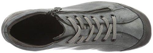 Remonte R3475, Sneakers Hautes Femme Gris (Fumo Negro / 01)
