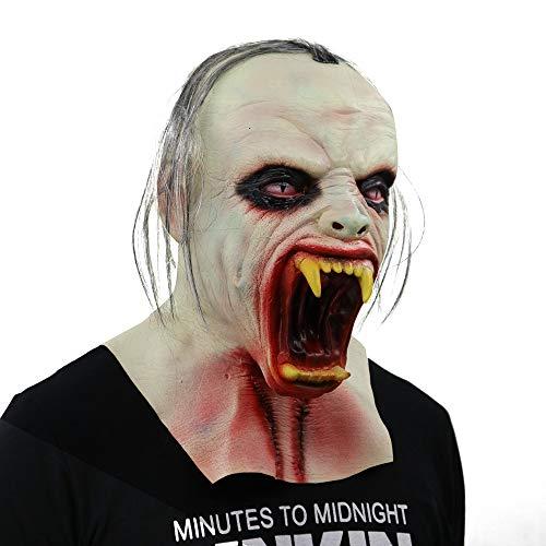 bescita 2018 Horror Maske Zombie Halloween Karneval Kostüm Fasching Party Hot