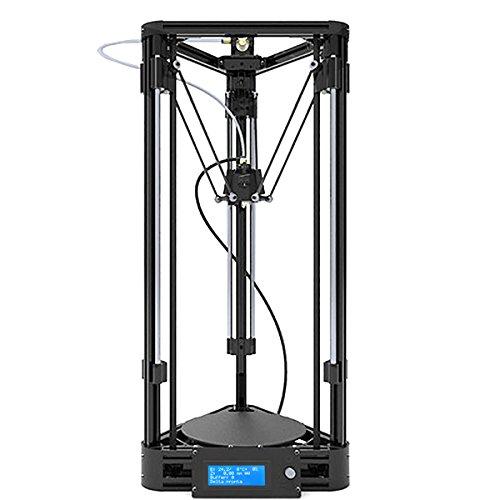 Futura elettronica dmake stampante 3d delta - in kit
