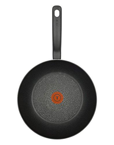 Tefal c6921902Wok 28cm Aluminium Black