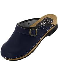 Amazon.es  avennte - Zuecos   Zapatos para mujer  Zapatos y complementos af0ee74ca1f