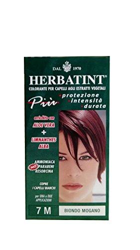 Herbatint 7 M Biondo Mogano ml 130