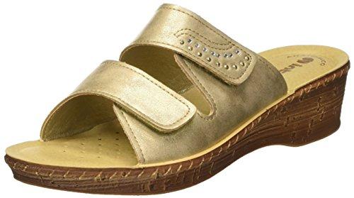 INBLU Damen 26000056 Flip-Flops Beige (Sabbia)