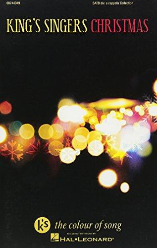 King's Singers Christmas Collection. Für SATB (Gemischter Chor), Klavierbegleitung
