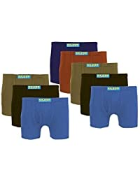 Amul Comfy Cotton Trunk/Underwear For Men Extra Large (XL) 95 Cms Assorted PACK OF 2