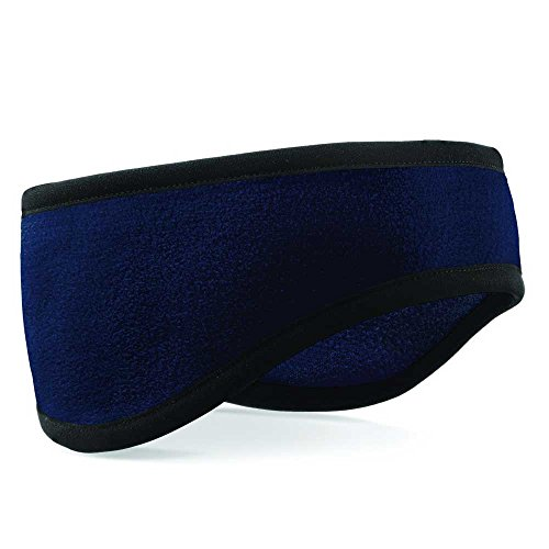 Beechfield SupraFleece Jackets Aspen Headband French Navy
