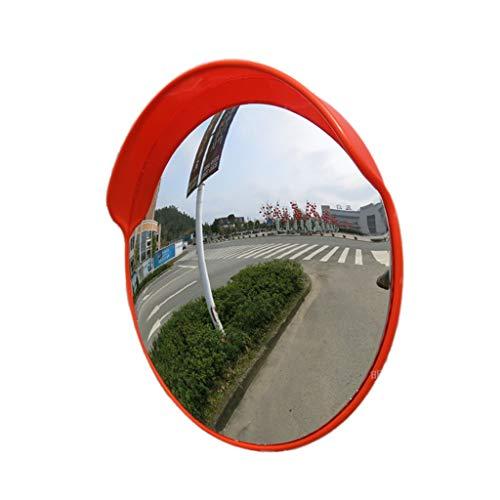 Miroir Convexe de Circulation Incassable Grand Angle Visuel de 130/° pour S/écurit/é Routi/ère All/ées Diam/ètre: 30cm Entrep/ôts Garages