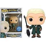 Funko POP! Harry Potter: Draco Malfoy & Dobby - Stylized ...