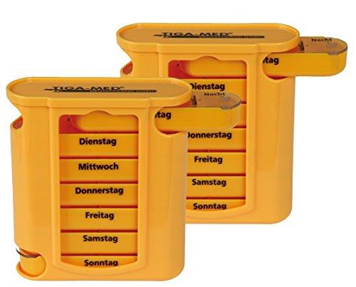 Produktbeispiel aus der Kategorie Pillendosen & Medikamentendosierer