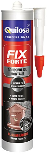 Quilosa T045120 Adhesivo de Montaje Forte