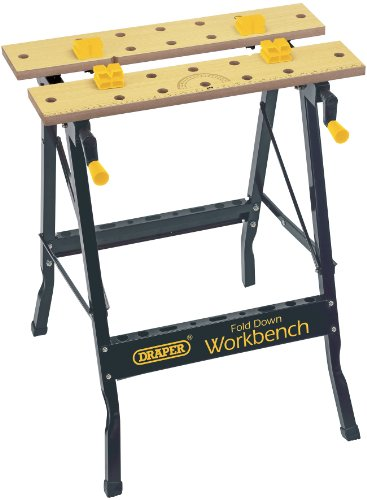 Draper DIY Series 09788 600 mm Fold-Down Workbench
