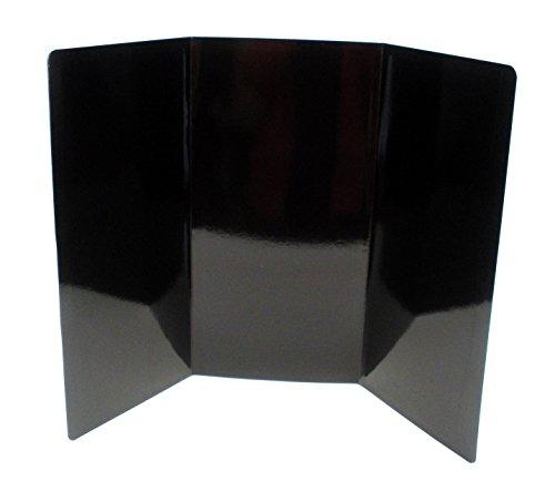 Kling Magic Wand 71,1cm von 48,3cm Leichte Magnet Receptive Dry Erase Projekt Display Board weiß (Dry Board Erase Lehrer)