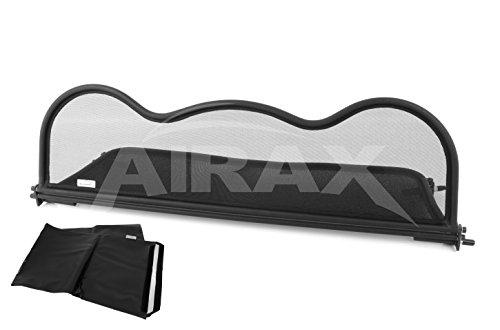 Convertible Schulter Tasche (AIRAX Windschott für BMW Mini Cooper Cabrio F 57 Convertible mit Tasche)
