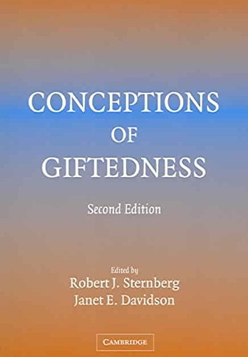 [Conceptions of Giftedness] (By: Robert Sternberg) [published: May, 2005]