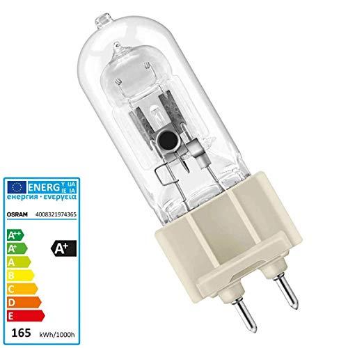 Osram POWERSTAR HQI-T 150 W/NDL UVS G12 Halogen-Metalldampflampe/Hochdruck-Entladungslampe