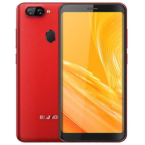 "Smartphone Libre, Bluboo D6 Android 8.1 Dual SIM Teléfono 5.5""HD 18:9 Pantalla, 5MP + 8MP Dual Cámara, MT6580A..."