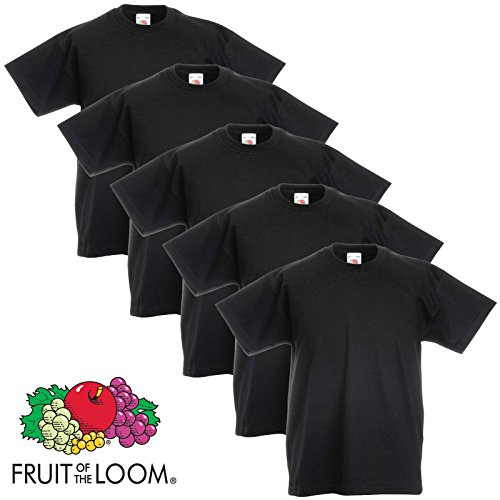 Jungen Fruit of the Loom T-Shirt Bestseller