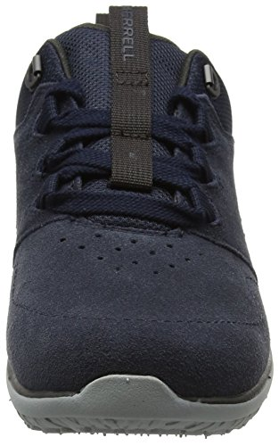 Merrell Herren Getaway Locksley Lace LTR Sneaker Blau (Navy)