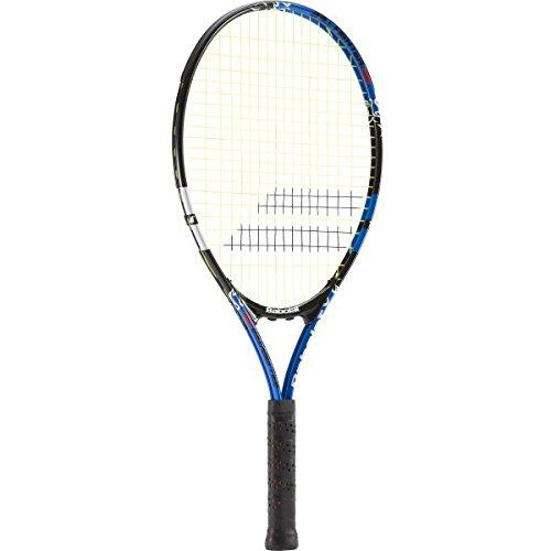 Babolat Ballfighter 25 Raquetas de Tenis, Unisex niños, Negro/Azul/Rojo, 00