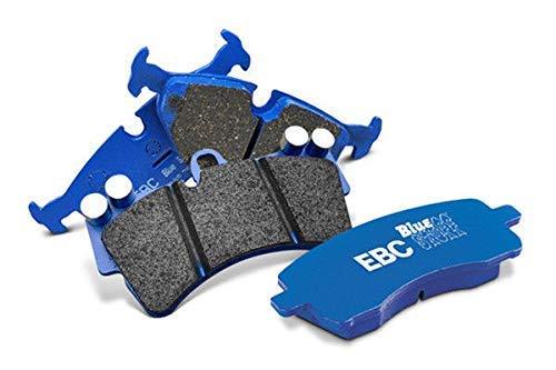 EBC Bluestuff Track Day Pastiglie Freno per Wilwood Dynalite Coppiglia Ganasce DP5001NDX