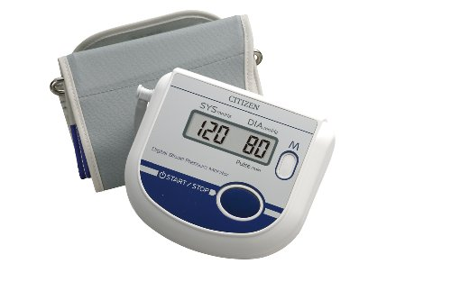 Citizen-CH-432-Blood-Pressure-Monitor