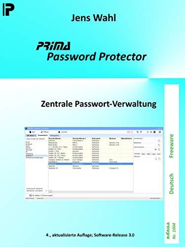 PRIMA Password Protector: Zentrale Passwort-Verwaltung (edeus 1004 ...