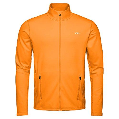 Kjus Herren Powerstretchjacke 'Caliente' orange (506) 52