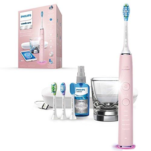 Philips DiamondClean Smart Elektrische Zahnbürste Intelligente Rosa