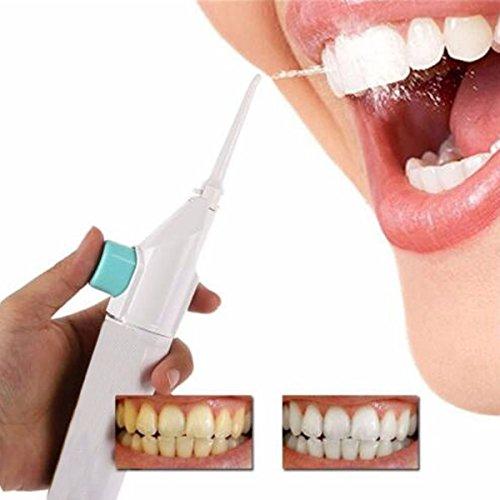 Munddusche, LuckyFine Portable Oral Irrigator Dental Flosser für Zahnpflege und Zahnzwischenraum Reiningung