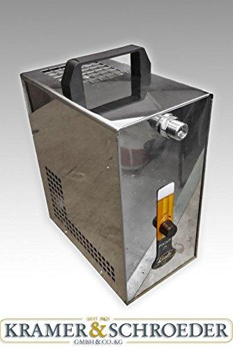 Trockenküler 1/8 PS 1-ltg. UTK PYGMY 25 Bierkoffer Zapfanlage Durchlaufkühle Unterthekenkühler