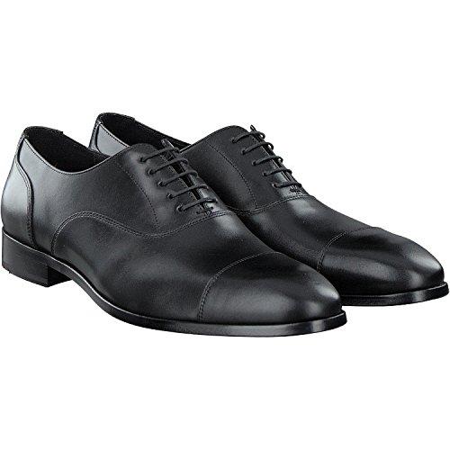 LLOYD  17-155-00, Chaussures de ville à lacets pour homme Schwarz