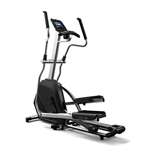 Horizon Fitness Elliptical Ergometer Andes 7i schwarz, Stellfläche (L x B x H): 173 x 67 x 171 cm