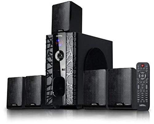 Zebronics BT6590RUCF 5.1 Channel Multimedia Speakers