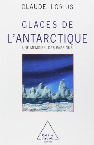 Glaces de l'Antarctique