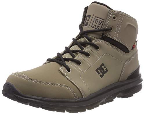 DC Shoes Herren Torstein Skateboardschuhe, Beige (Timber TMB), 43 EU Jeans-snowboard-boots