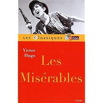 Classiques Bordas - Les Misérables - Hugo