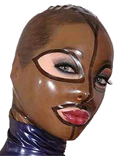 OnundOn, maschera di lattice con cerniera