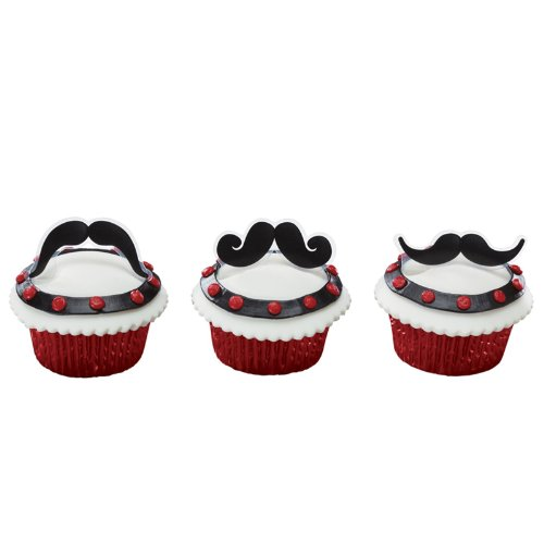 Picks for a Stache Bash Party by Deco ()