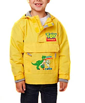 Childrens Boys (or Girls) Disney Toy Story Anorak Fleece Coat in age 6 years