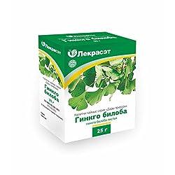 Ginkgo corte Hojas 25 g