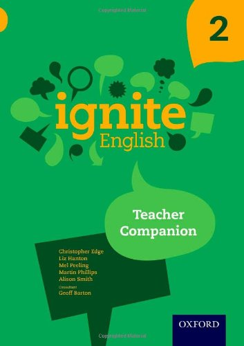Ignite English: Teacher Companion 2