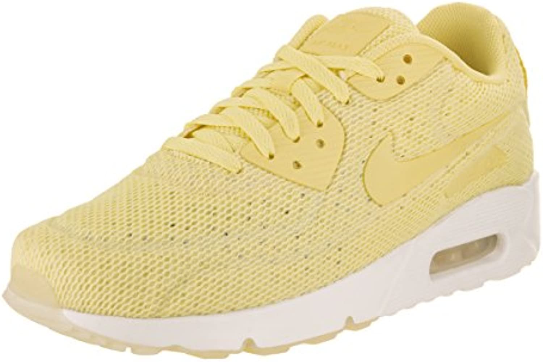 Nike Schuhe  Air Max 90 Ultra 2.0 Br Gelb/Gelb/Weiß Größe: 44