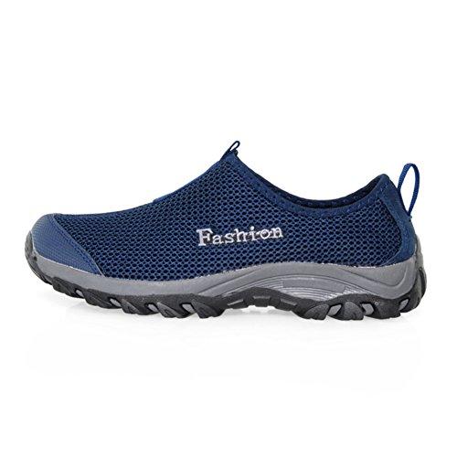 gli uomini sono le scarpe della maglia/Scarpe sportive di aria/Mesh scarpe tempo libero H